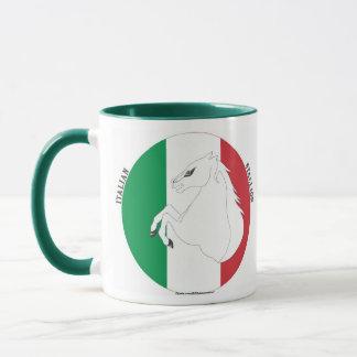 Italian Stallion Style #1 Ringer Mug