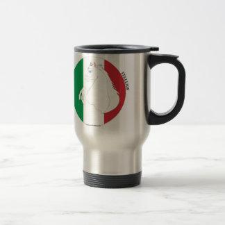 Italian Stallion Style #2 Travel Mug