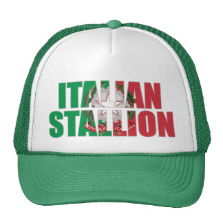 Italian Stallion Trucker Hat