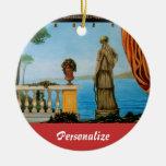 Italian Statue Ornament