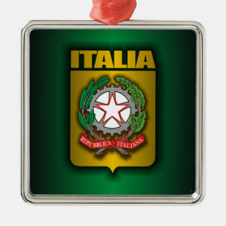 """Italian Steel"" Ornament"