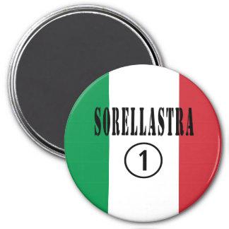 Italian Stepsisters Sorellastra Numero Uno Magnets