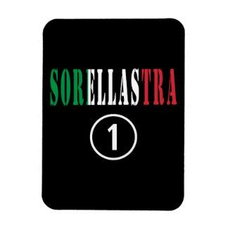 Italian Stepsisters Sorellastra Numero Uno Magnet