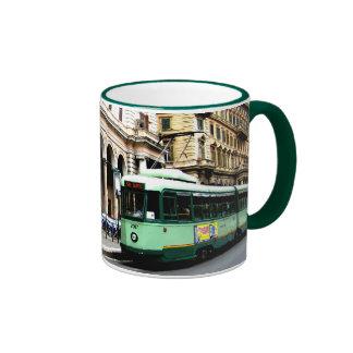 Italian Streetcar Ringer Mug