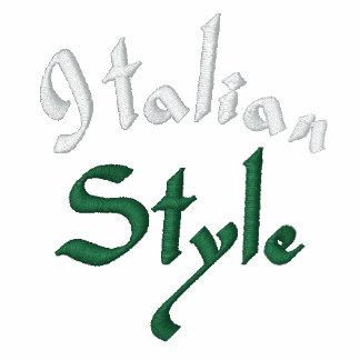 ITALIAN STYLE JACKET