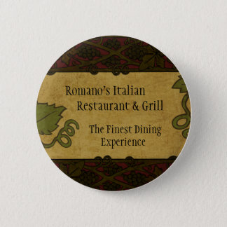 Italian Style - Restaurant/Store Add Button