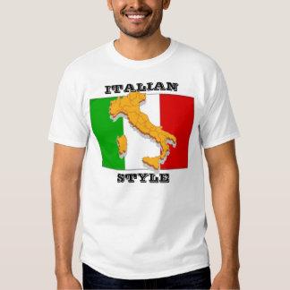 ITALIAN STYLE T SHIRTS