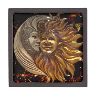 Italian Sun & Moon Premium Jewelry Boxes
