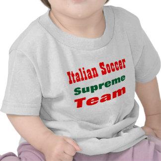 Italian supreme soccer team babyt-hirts t-shirts