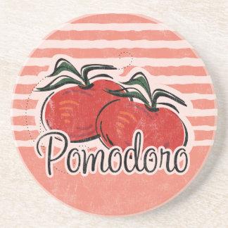 Italian Tomato Coaster