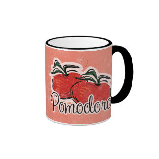 Italian Tomato Mug
