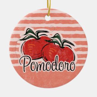 Italian Tomato Ornament