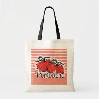 Italian Tomato Tote Bag