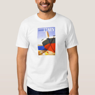 Italian tour poster T-Shirt