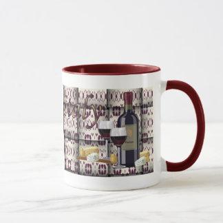 Italian Travel Basket Mug