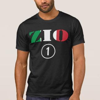 Italian Uncles : Zio Numero Uno T-Shirt