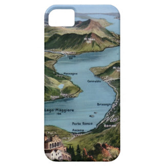 Italian Vintage Map IPhone Case iPhone 5/5S Cases