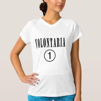 Italian Volunteers : Volontaria Numero Uno T-Shirt