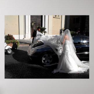 Italian Wedding Poster