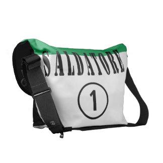 Italian Welders : Saldatore Numero Uno Messenger Bag