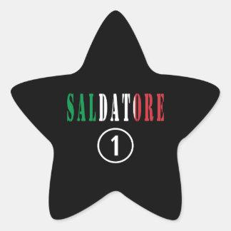Italian Welders : Saldatore Numero Uno Sticker