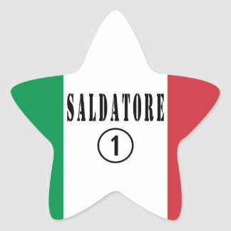 Italian Welders : Saldatore Numero Uno Stickers