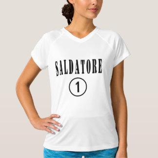 Italian Welders : Saldatore Numero Uno T-Shirt