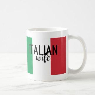 Italian Wife Coffee Mug