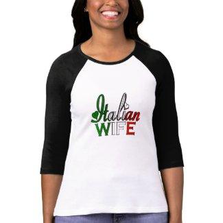 Italian Wife shirt