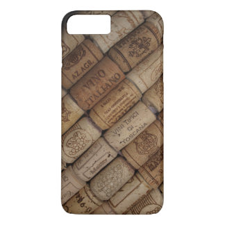 Italian Wine Cork Collection iPhone 8 Plus/7 Plus Case