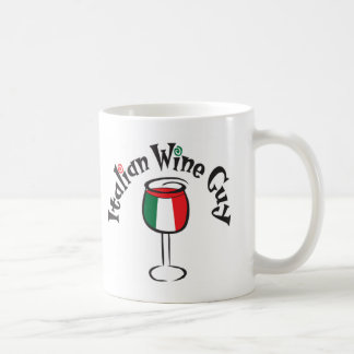 Italian Wine Guy4 Coffee Mug