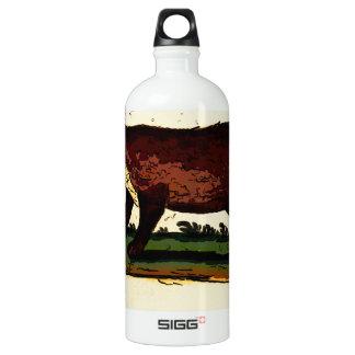 Italian Wolverine Aluminum Water Bottle