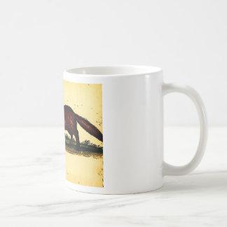 Italian Wolverine Classic White Coffee Mug