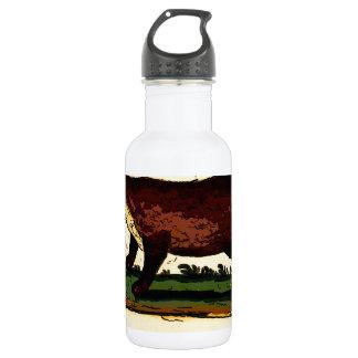 Italian Wolverine Water Bottle