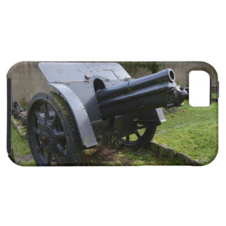 Italian World War Two Howitzer iPhone SE/5/5s Case
