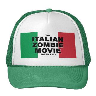Italian Zombie Movie - Fan Cap Trucker Hat