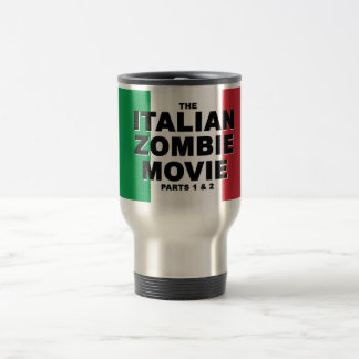 Italian Zombie Movie - Super Mug