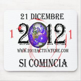 italiano 2012 alfombrillas de raton