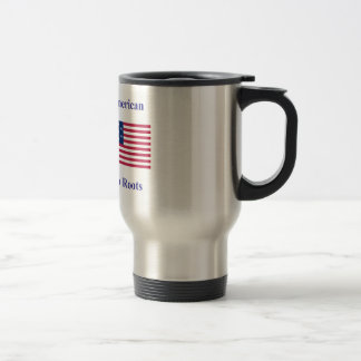 Italiano-Americano Taza De Café