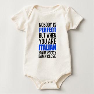 Italiano Body Para Bebé