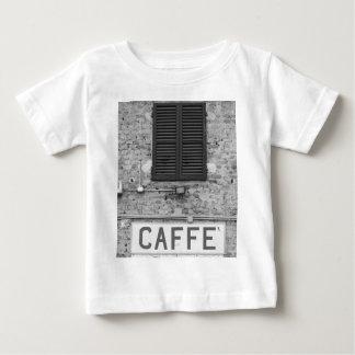Italiano Caffè Playera De Bebé