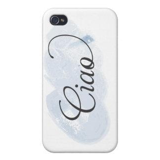 Italiano - Ciao iPhone 4/4S Carcasa