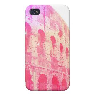 Italiano Colosseum iPhone 4 Carcasas