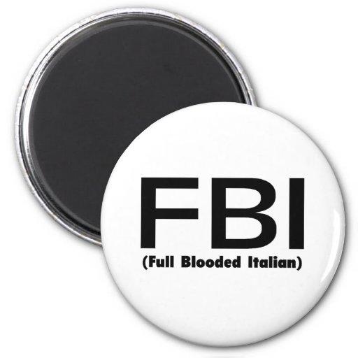 Italiano completo del FBI Blooded Iman De Nevera