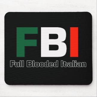 Italiano completo Mousepad del FBI Blooded