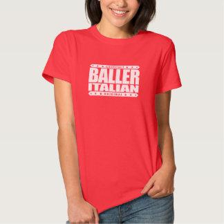 ITALIANO de BALLER - padre de familia, padrino y Remera
