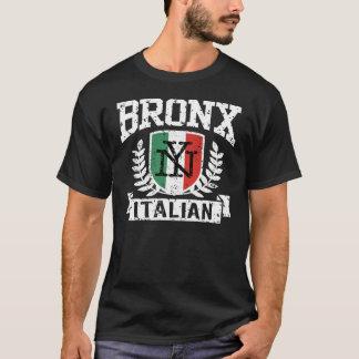 Italiano de Bronx Playera