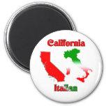 Italiano de California Iman Para Frigorífico