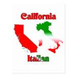 Italiano de California Postal