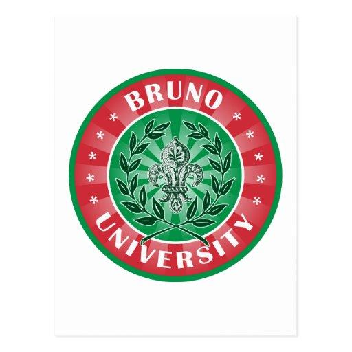 Italiano de la universidad de Bruno Postales